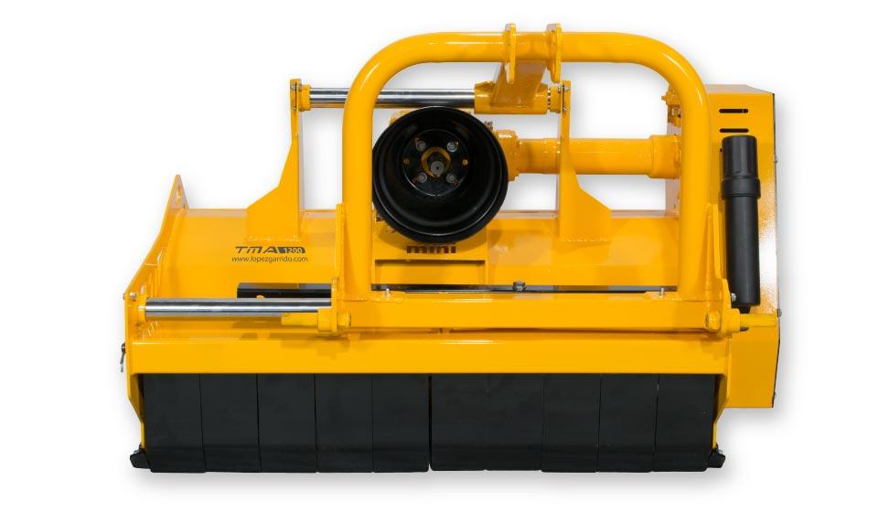 Trituradora de martillos para tractor TMA