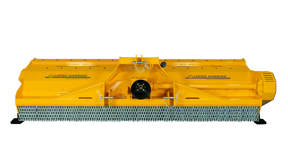Trituradora de martillos para tractor TRC