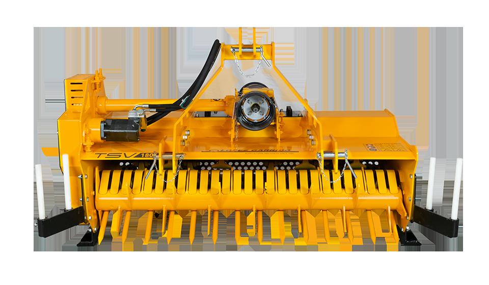 Trituradora de martillos para tractor TSV