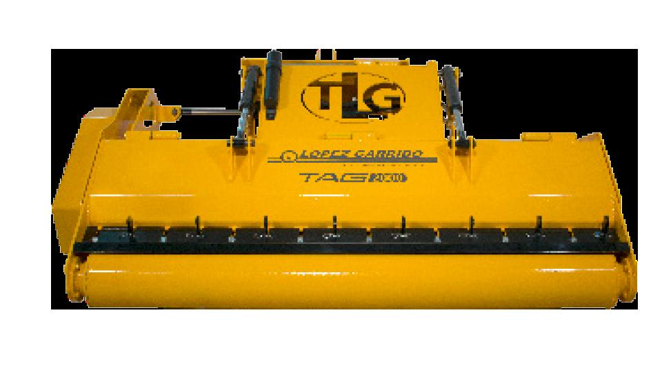 Trituradora de martillos para tractor TAG