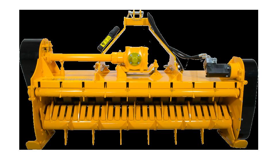 Trituradora de martillos para tractor TSP