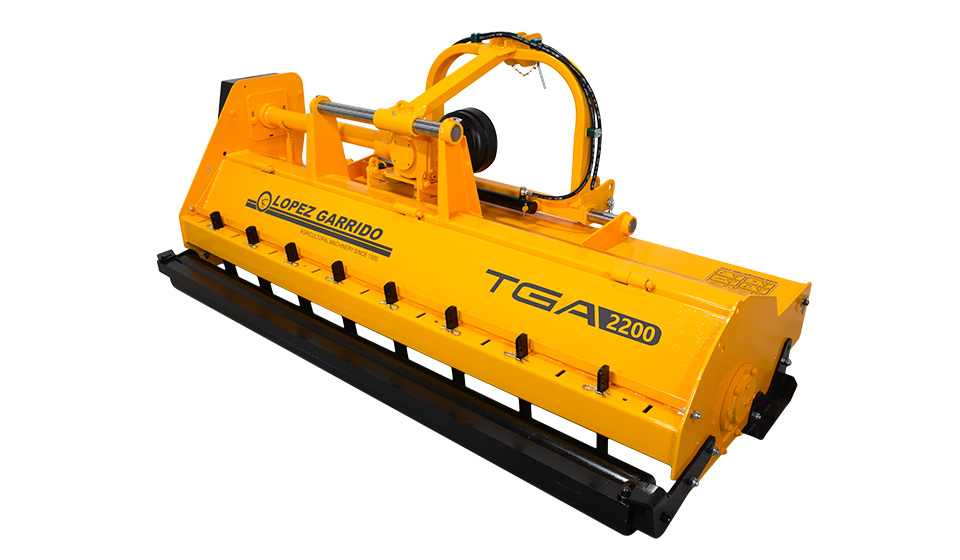 Trituradora de martillos para tractor TGA