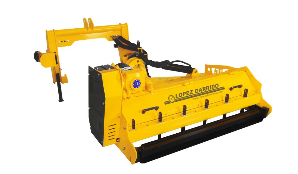 Trituradora de martillos para tractor TGL