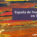 España de Norte a Sur, en 7 cultivos